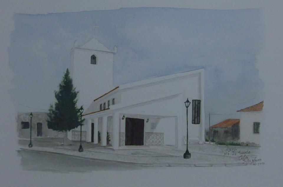 Fábrica da Igreja Paroquial da Batalha - Capela da Cela