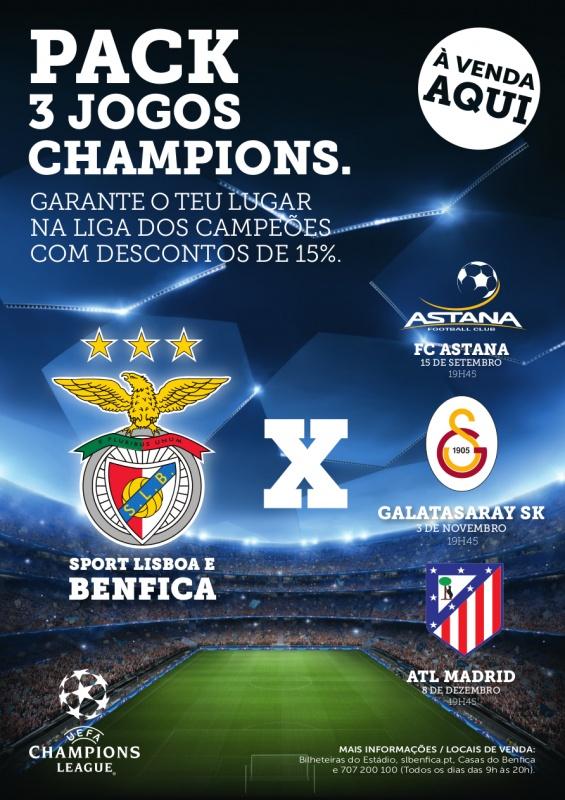Excursão Benfica x FC Astana