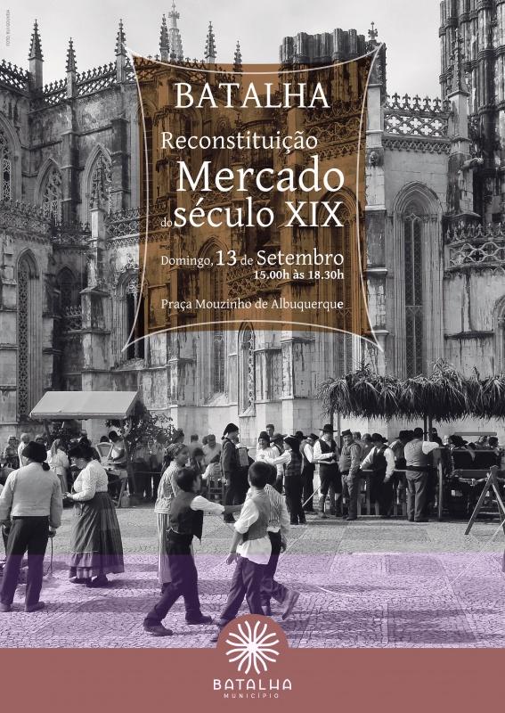 RECONSTITUIÇÃO DO MERCADO DO SÉCULO XIX