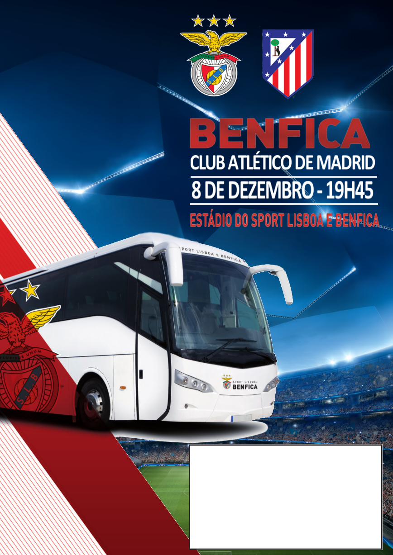 Excursão Benfica x Club Atlético Madrid