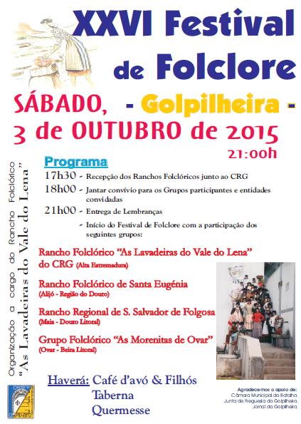 XXVI Festival de Folclore