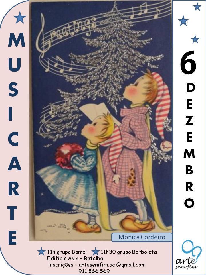 Musicarte | Músicas de Natal