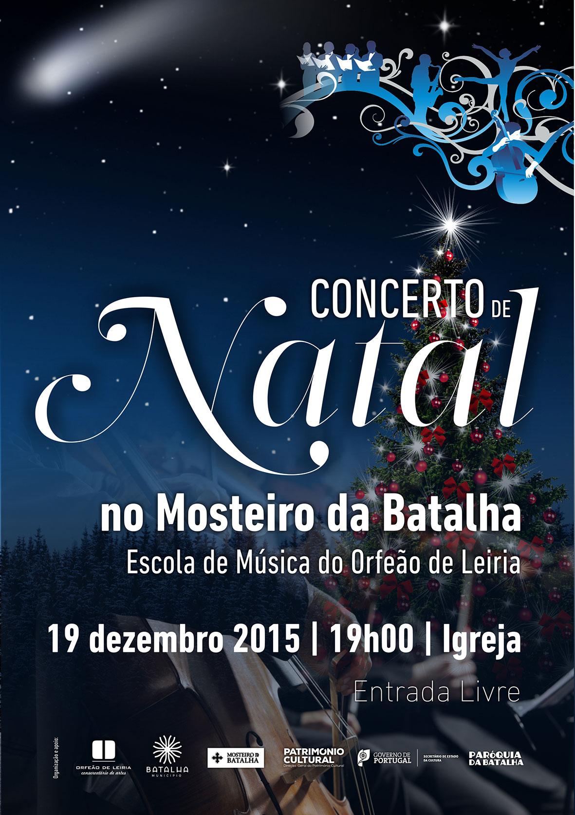 Grande Concerto de Natal - Igreja do Mosteiro