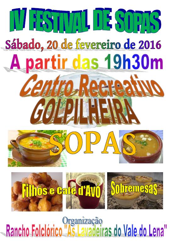 IV Festival de Sopa