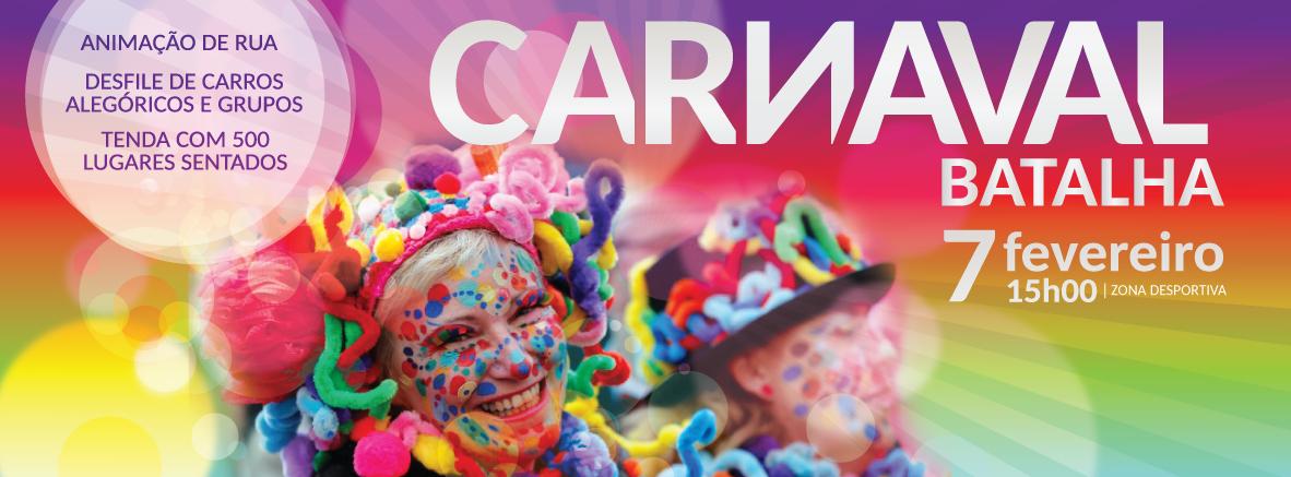 Desfile de Carnaval da Batalha