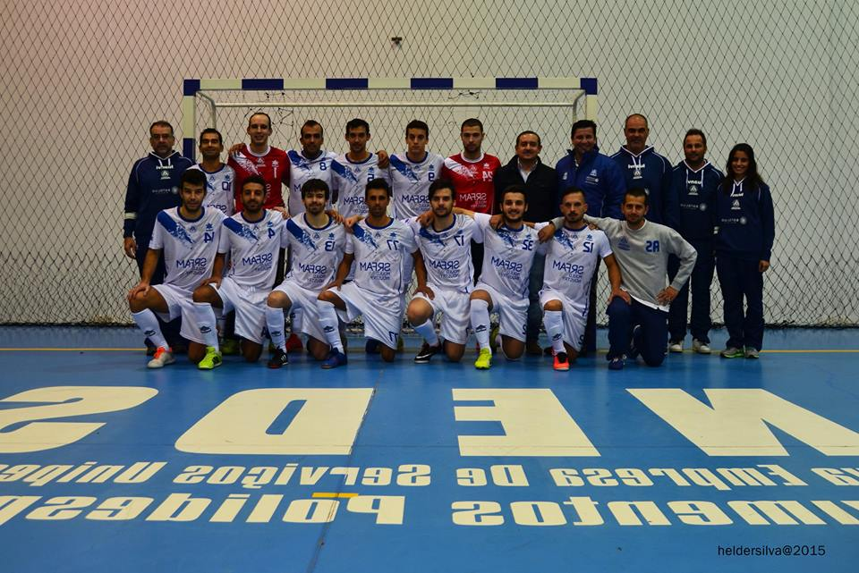 Jogo Futsal 2ª Divisão Nacional