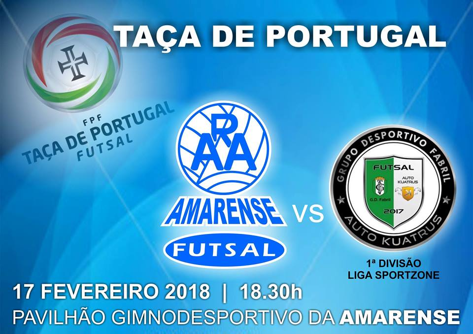 Taça de Portugal Futsal Masculino - 4ª Eliminatória