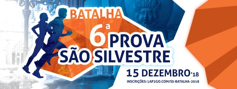 6°São Silvestre Batalha