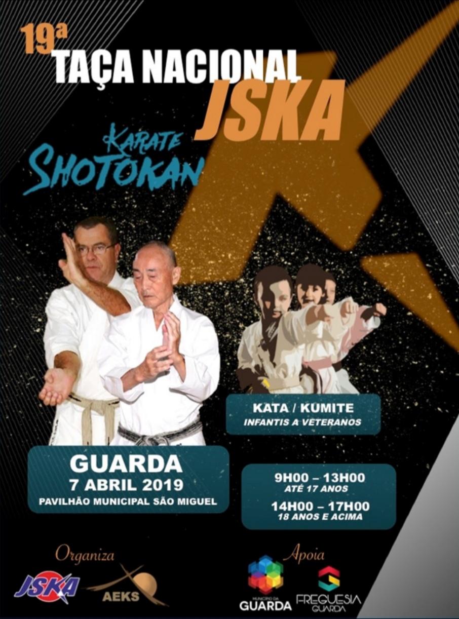 Campeonato Nacional JSKA 2019