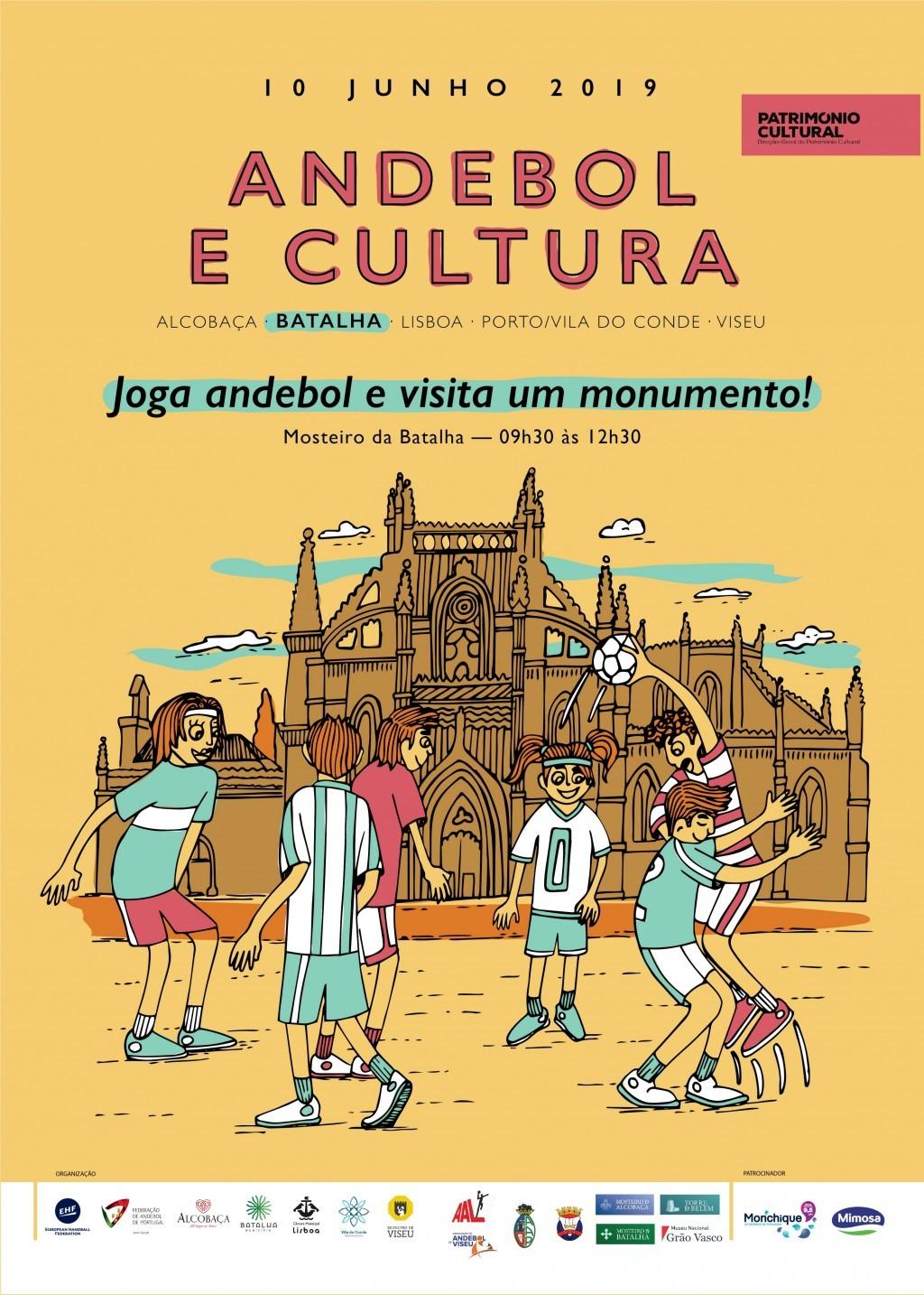 Andebol e Cultura