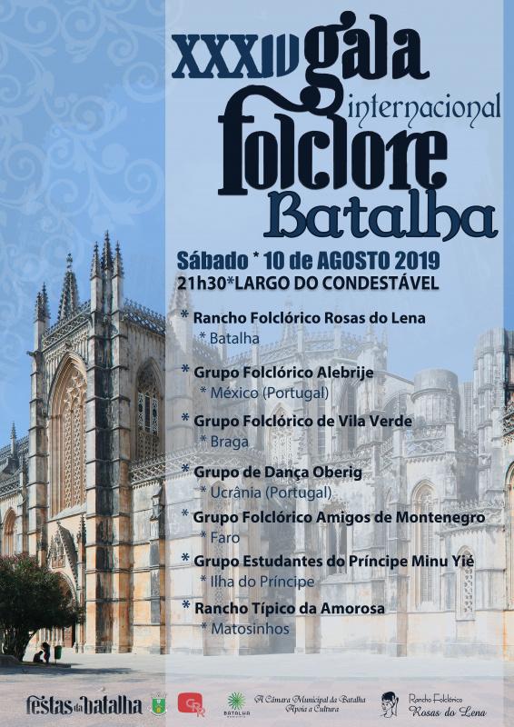 Gala de Folclore da Batalha